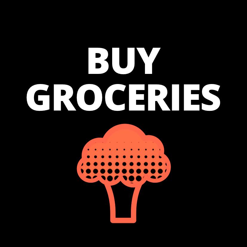 BuyGroceries